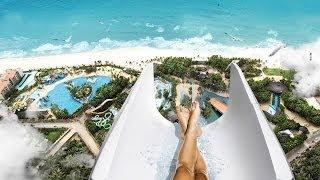 Самые ГОРЯЧИЕ развлечения в аквапарке МОРЕОН! (развлечения в Москве, как провести выходные)(В аквапарке Мореон проходит АКЦИЯ -