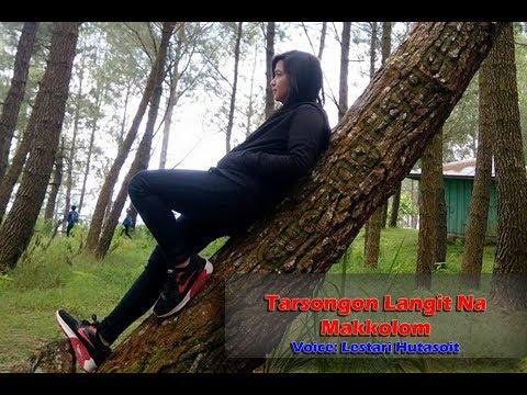 Cwe keren itu yah Kayak Boru BATAK ini-Lestari Hutasoit - Tarsongon Langit Na makkolom