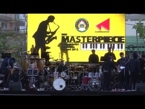 The Masterpiece Large & Small Ensemble Concert 2015.EP1