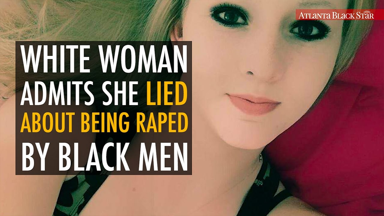Black man raping white woman