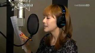 SeoHyun & Jessica(SNSD) - Snowy Wish (Studio Version)
