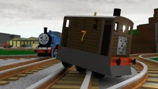 Thomas and Friends railway 🚂 Roblox Train Games