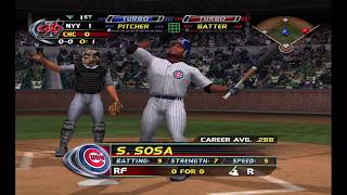 MLB Slugfest 2003 in 2 minutes