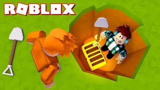 Roblox - ENCONTRAMOS O TESOURO PERDIDO !!