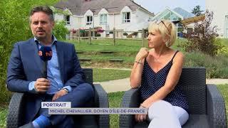 Michel Chevallier : rencontre avec le doyen d'Île-de-France