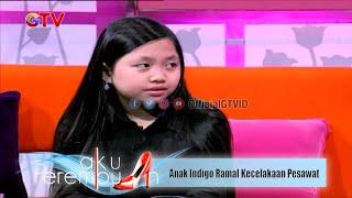 Bikin Merinding!! Anak Indigo Ramal Kecelakaan Pesawat Jatuh    AKU PEREMPUAN   EPS 111 (1/2)