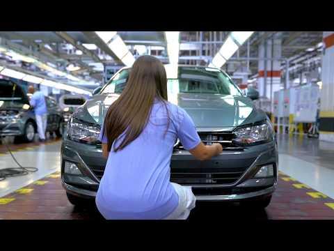 Novo VW Virtus começa a ser produzido no Brasil - www.car.blog.br