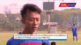 U23 Việt Nam đón chào 1 tân binh tới từ SLNA