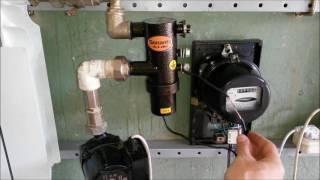 Отопление дома. Электрический котел. Обрыв провода.(, 2016-07-21T10:07:44.000Z)