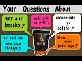 As it is protein concentrate || your questions and answers for all