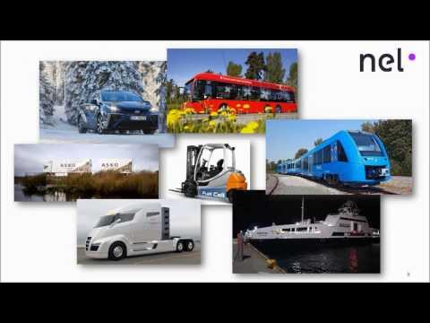 Selskapspresentasjon med NEL Hydrogen - Clean energy forever!