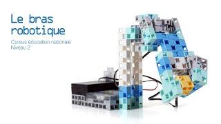 Manuel n°7 : Le bras robotique (éducation nationale - collège)