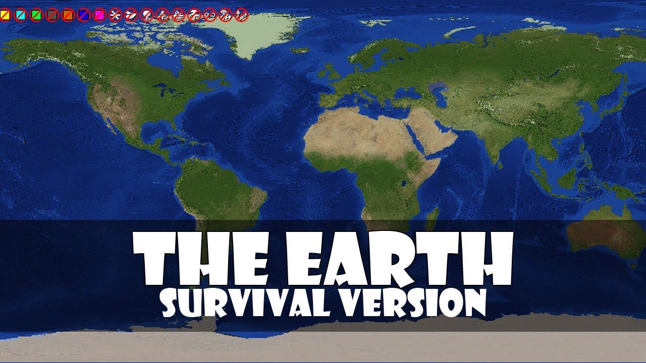 Minecraft Earth (Survival version) 1:1500 scale
