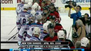 Top 10 NY Rangers Moments of the Decade
