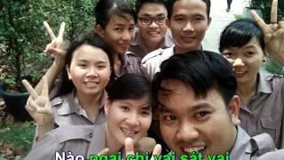 [Karaoke] Thanh Sinh Tiến Bước   GĐHĐ Trung Tín (FULL HD)