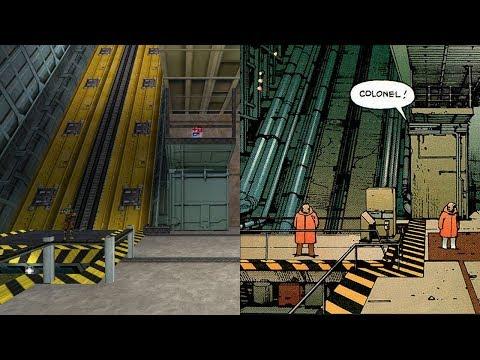 Half-Life - Akira References