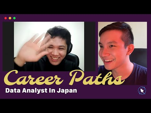Data Analyst in Japan 🇯🇵   YSES Presents: Career Paths!