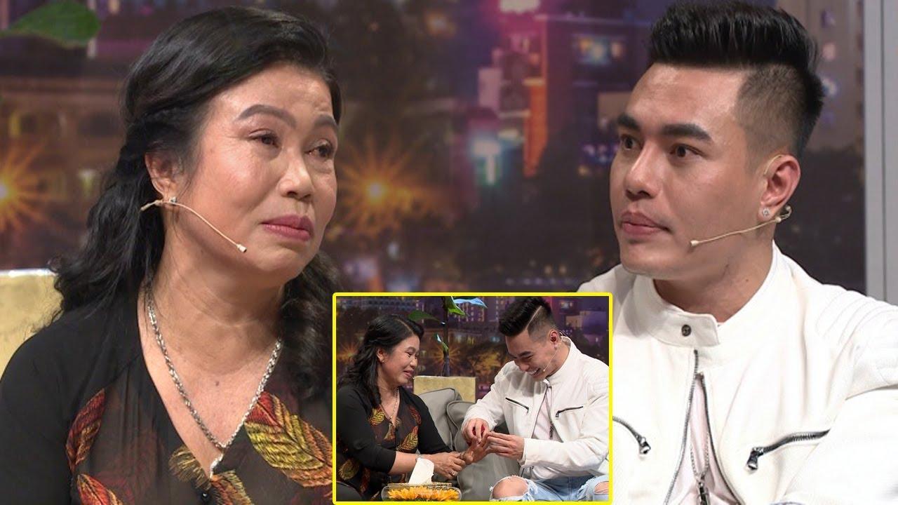 Lê Dương Bảo Lâm Tiết Lộ Bí Mật Từng Giâ'u Mẹ Bán Dây Chuyền Vàng Để Sửa Mũj – TIN TỨC 24H TV