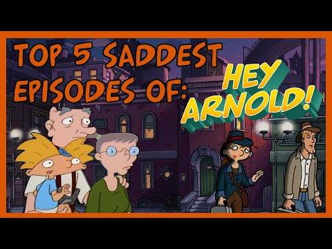 Top Five Episodes of Hey Arnold! That Hit Us Right In The Feels