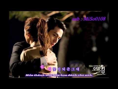 [VIETSUB - KpopBalladsong] Saying I love you ( HOTEL KING OST) - Chang Min & Jin Woon (2AM)