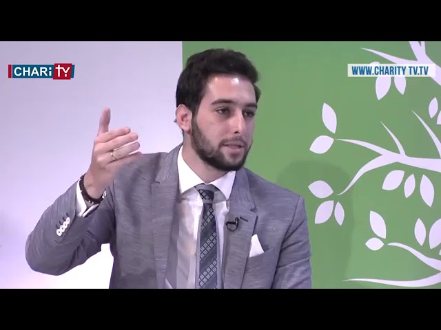 Interview on Charity TV