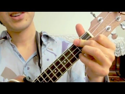 Super Catchy & Fun Ukulele Hawaiian song #2 lesson - Intermediate Level