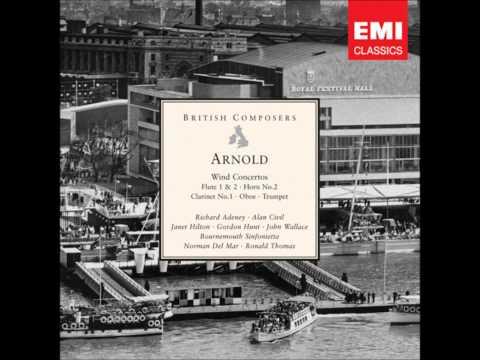 Arnold  Trumpet Concerto