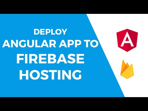 Deploy Angular 6 Applications to Firebase Hosting