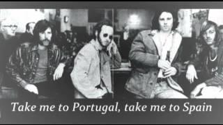 The Doors - Spanish Caravan (lyrics)