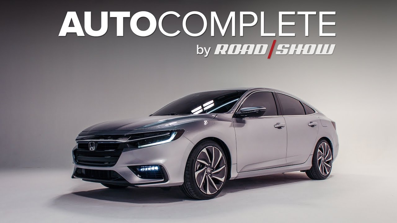 Autocomplete 2019 Honda Insight Is A Civic Hybrid Replacement