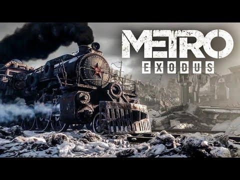 А_З_Б_У_К_А W_O_T/прохождение игры -  METRO-EXODUS   часть 3