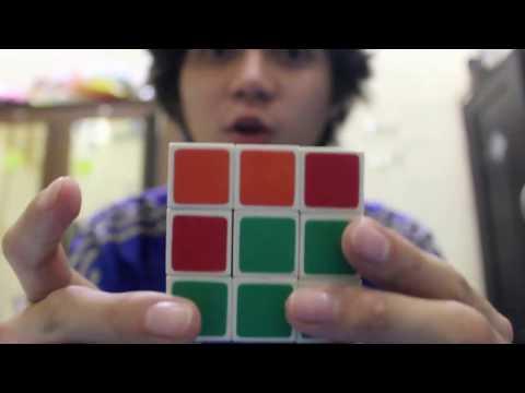 Cara Cepat Bermain Rubik 3 X 3