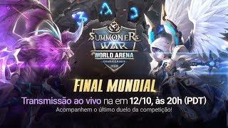 [PT] SWC2018 World Finals @Seoul |Summoners War |서머너즈워