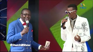 Churchill show Sn 5 Ep 53:  The Rhumba Edition