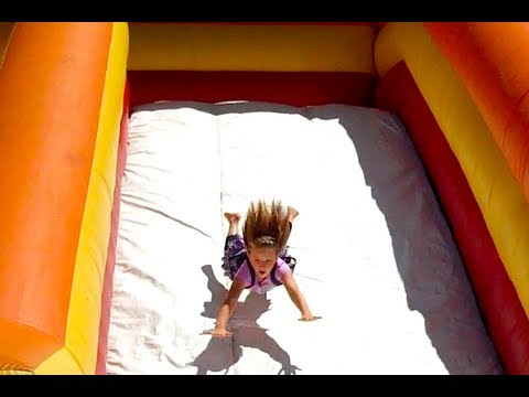 BOUNCE HOUSE FAIL