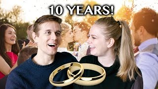 WE GOT MARRIED! 💑  Our Embarrassing Wedding Video!