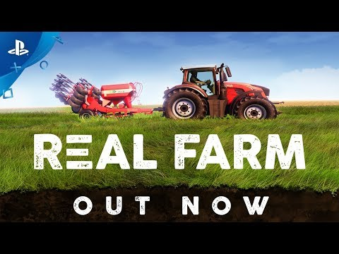 Real Farm – Launch Trailer | PS4