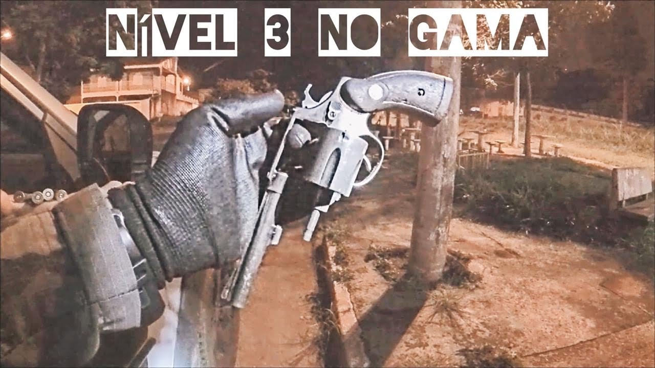 Ronda Tática - Nível 3 No Gama!