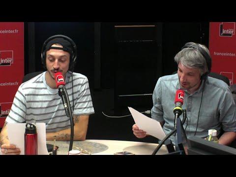 Roméo Elvis et Guillaume Meurice se payent Louis Sarkozy