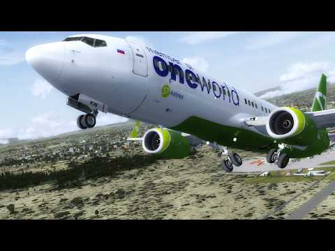 Армения аэропорт Звартноц (UDYZ) FSX
