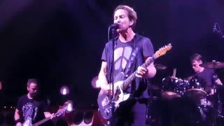 Pearl Jam - Light Years - Live @ Colonial Life Columbia SC - 04.21.16 HD