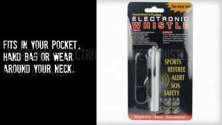 Electronic Whistle  | Electronic Pocket Whistle News