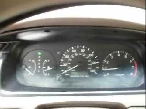 1999 Toyota Camry Le Interior Youtube