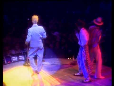 David Bowie Golden Years 83  Vancouver