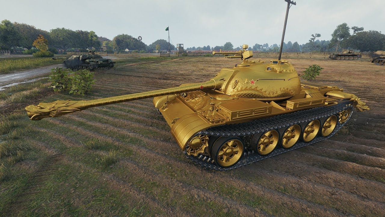 World of Tanks Type 59 G - YouTube