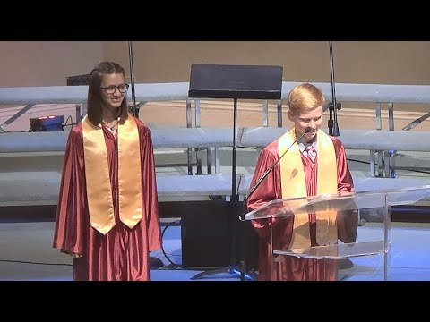 2017 8th GRADE COMMENCEMENT CEREMONY - Valley Christian Middle School