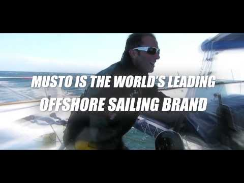 Offshore Sailing Clothing - MUSTO and Gore Tex