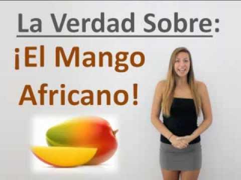 Propiedades del mango africano para bajar de peso