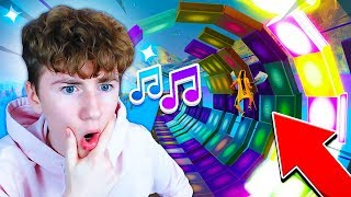 I've been ABLE to DO this MUSIC QUIZZ OF YOUTUBERS! Fortnite Creative Fashion