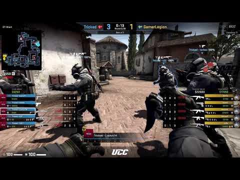 Tricked Esport vs GamerLegion vod